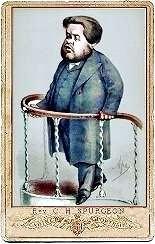 La Segunda Bienaventuranza-Charles Spurgeon. Cartoon-sp
